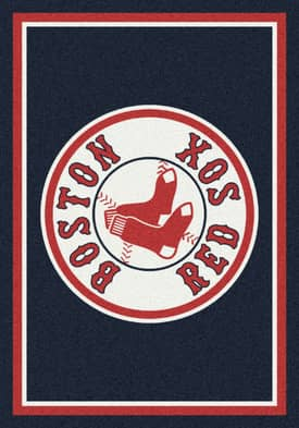 Milliken MLB Team Spirit Boston Red Sox Rug