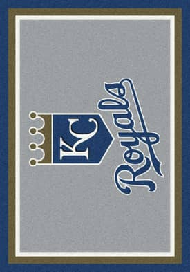 Milliken MLB Team Spirit Kansas City Royals Rug