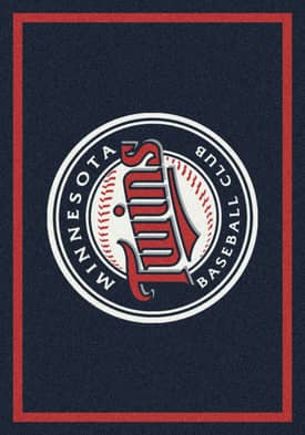 Milliken MLB Team Spirit Minnesota Twins Rug