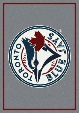 Milliken MLB Team Spirit Toronto Blue Jays Rug