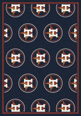 Milliken MLB Team Repeat Houston Astros Rug