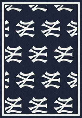 Milliken MLB Team Repeat New York Yankees Rug