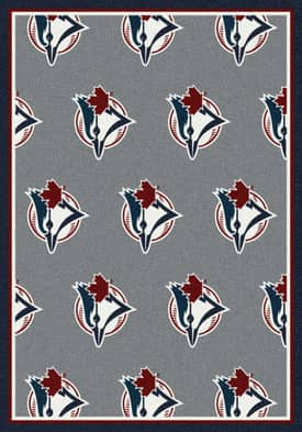 Milliken MLB Team Repeat Toronto Blue Jays Rug