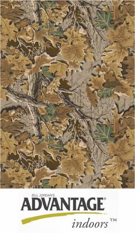 Milliken Realtree Advantage Solid Camo Rug