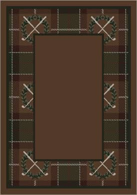 Milliken Activity Country Clubs Border Rug