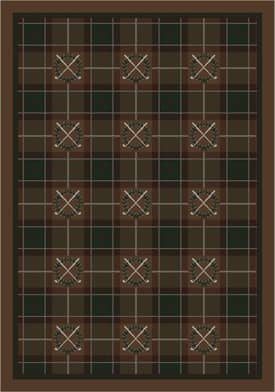 Milliken Activity Country Clubs Field Rug