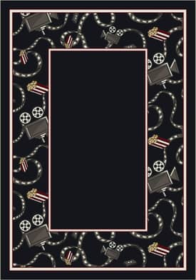 Milliken Activity Intermission Border Rug