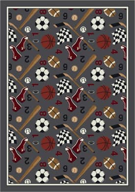 Milliken Activity Good Sport Field Rug