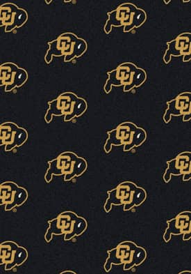 Milliken College Team Repeat Colorado Rug