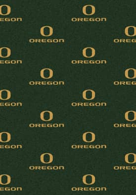 Milliken College Team Repeat Oregon Ducks Rug