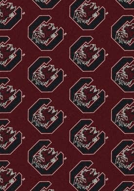 Milliken College Team Repeat South Carolina Rug