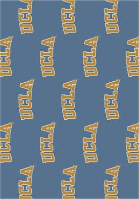 Milliken College Team Repeat UCLA Rug