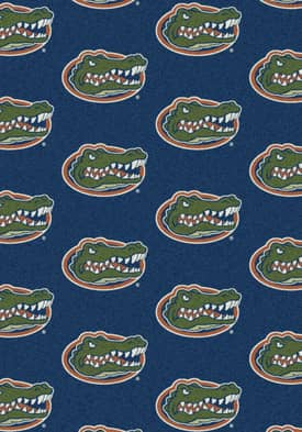Milliken College Team Repeat Florida Gators Rug