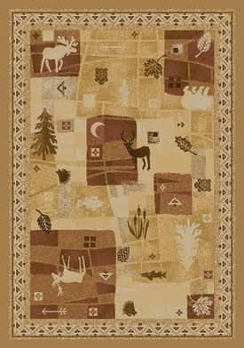 Milliken Signature Deer Trail Rug