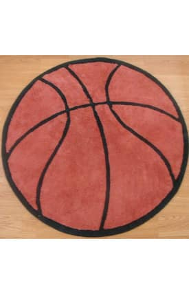 ITM All Stars Sports Basket Ball Rug