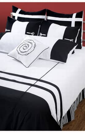 Home Texco Contemporary Jashmeen Duvet Set