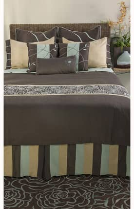 Home Texco Contemporary Snazzy Duvet Set