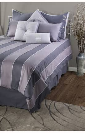 Home Texco Contemporary Madison Duvet Set