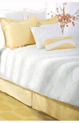 Home Texco Contemporary Sutton Duvet Set