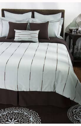Home Texco Contemporary Elle Duvet Set