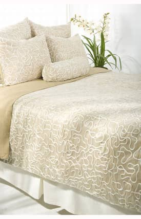 Home Texco Contemporary Mulberry Duvet Set