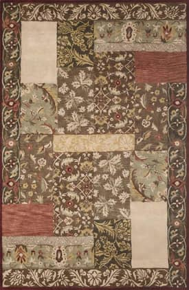 Rizzy Rugs Floral FL118 Rug