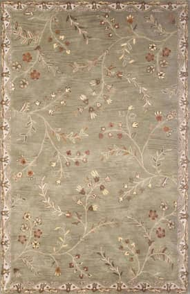 Rizzy Rugs Floral FL122 Rug