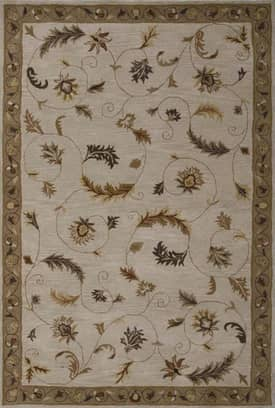 Rizzy Rugs Floral Scrollwork Rug