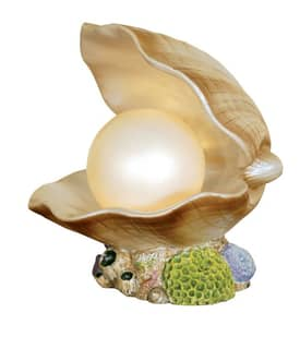 Mario Industries Just for Fun Oyster with Pearl Accent Lamp Lighting