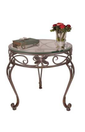 Passport Furniture Tables Dragonfly Round Side Table Furniture