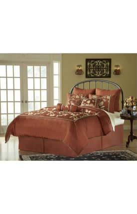 Southern Textiles Paramount Cinnabar Bed In a Bag Comforter Set