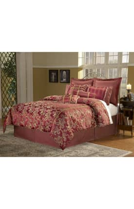 Southern Textiles Paramount Crawford Bed In a Bag Comforter Set