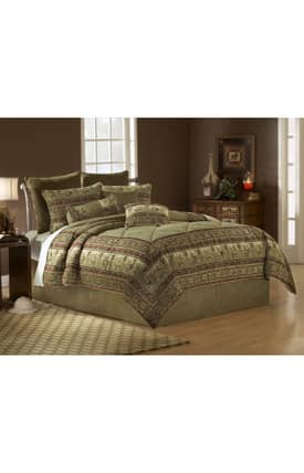 Southern Textiles Paramount Serengeti Bed In a Bag Comforter Set