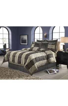 Southern Textiles Paramount Skyline Bed In a Bag Comforter Set