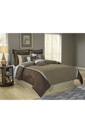 Southern Textiles Paramount Stockton Bed In a Bag Comforter Set