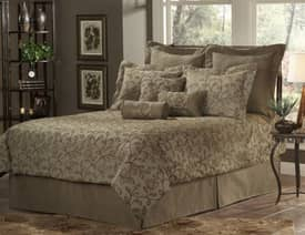 Southern Textiles Elite Import Grayson Bed In a Bag Comforter Set
