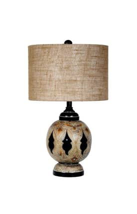 Privilege Lighting Delhi 19820 Table Lamp Lighting
