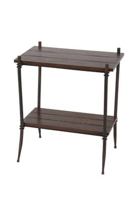 Privilege Intl. Racks 2 Tier Accent Stand Rack Furniture
