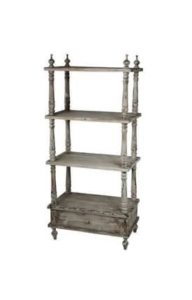 Privilege Intl. Bookcases 3 Tier Wooden Bookshelf Furniture