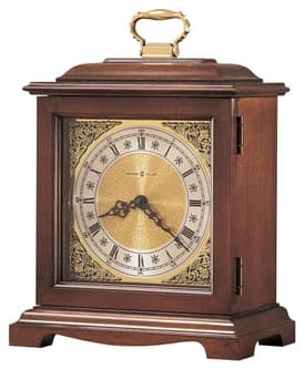 Howard Miller Quartz Mantel Clocks Graham Bracket III Chiming Mantel Clock