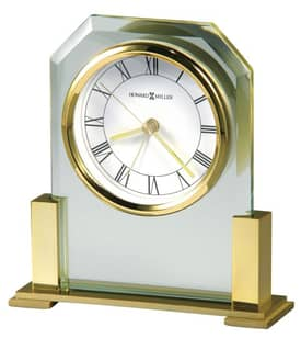 Howard Miller Alarm Clocks Paramount Alarm Clock