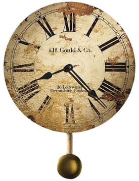 Howard Miller Moment in Time J. H. Gould and Co.™ II Wall Clock