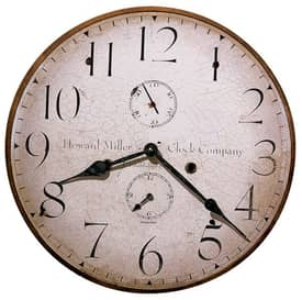 Howard Miller Moment in Time Original Howard Miller™ III Wall Clock
