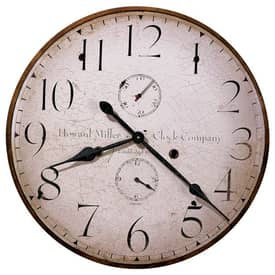 Howard Miller Moment in Time Original Howard Miller™ IV Wall Clock