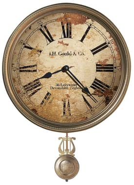 Howard Miller Moment in Time J.H. Gould and Co. III Wall Clock