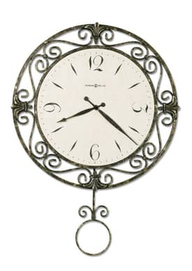Howard Miller Gallery Wall Clocks Camilla Wall Clock