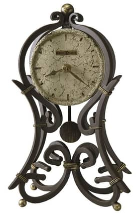Howard Miller Quartz Mantel Clocks Vercelli Mantel Table Clock