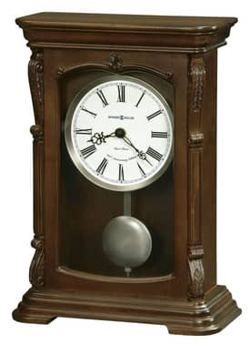 Howard Miller Quartz Mantel Clocks Lanning Chiming Mantel Clock