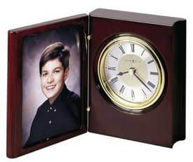 Howard Miller Table Clocks Portrait Book Table Clock