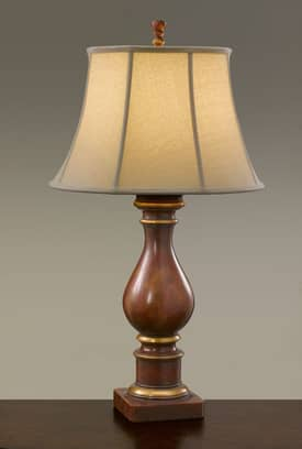 Murray Feiss Maddalyn Maddalyn 9750MRD Table Lamp in Modeled Red Finish Lighting
